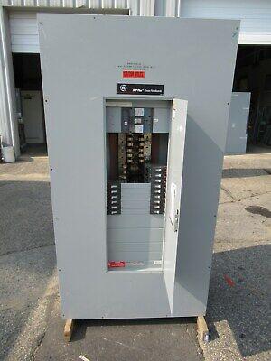 Ge Scp Plus Panelboard 400 Amp Sgda Main Breaker 120208 Volt 3p4w - E2447