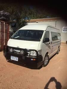 2011 Toyota Hiace Van/Minivan Broome Broome City Preview