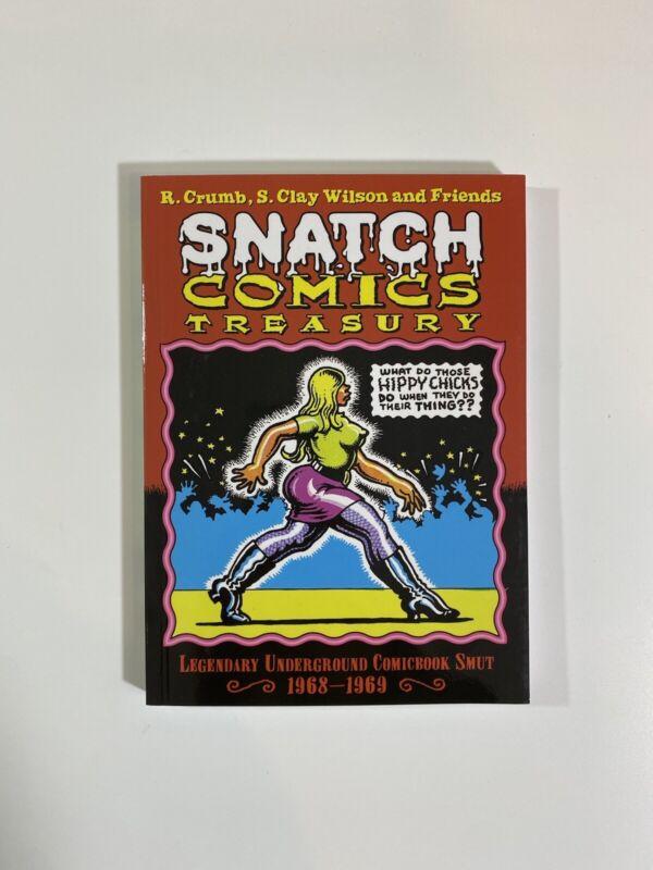 Snatch Comics Treasury (First Printing - 2011)