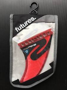 Futures Fins Simon Anderson Quad Set (L)