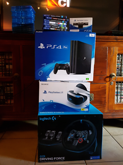 Wanted: All these are free !! Pro ps4, vr, g29 ,& camera.