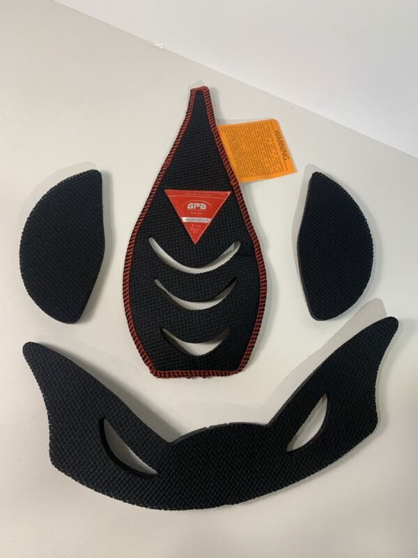 GPA Sport Replacement Helmet Liner Padding Size 7-1/4 / 59
