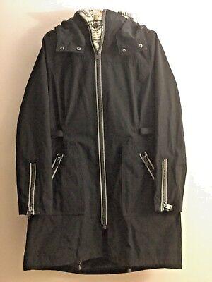 NWT Pendleton Mendocino' 3-in-1 Hooded A-Line Coat Vest Jacket size S