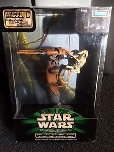 Star Wars Stap and Battle Droid
