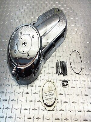 2013 09-16 Polaris Victory Cross Country OEM Outer Clutch Cover Case Hardware