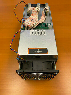 BITMAIN ANTMINER S9I Bitcoin SHA-256 Miner 14.5/TH with APW3++ Power Supply for sale  Shipping to South Africa