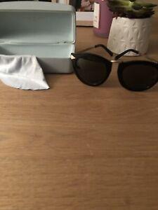 Karen Walker Sunglasses - Harvest Black