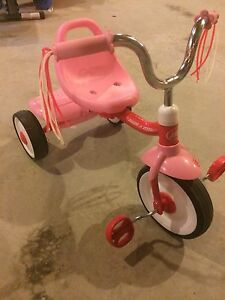 Girls tricycle (2 available)