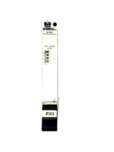 National Instruments NI 5549 Power Accessory