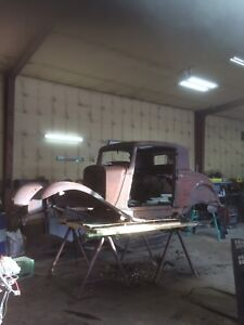 32 Plymouth Coupe Doors WANTED