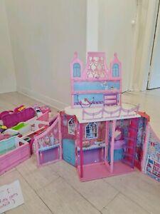 Mega barbie and Shopkins set bundle