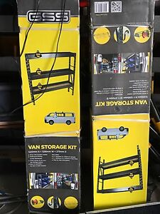Van storage kit x2 Charlestown Lake Macquarie Area Preview