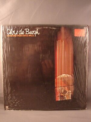 LP CHRIS DE BURGH FAR BEYOND THESE CASTLE WALLS 1975 USED VINYL ALBUM A&M