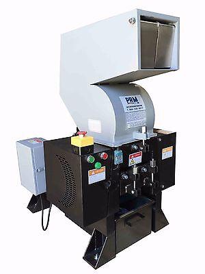 PRM 5HP Industrial Plastic Granulator