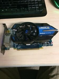 **REDUCED** AMD Radeon HD 5770 Computer Graphics Card