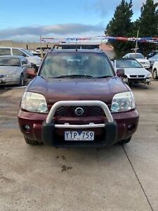 Nissan xtrail 06 manual 4c4 sts suv reg&rwc $3999 driveaway  Hoppers Crossing Wyndham Area Preview