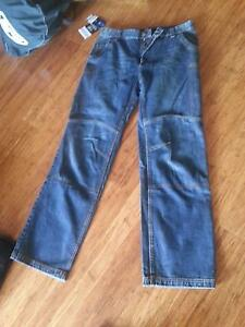 BRAND NEW PAIR OF MOTOR BIKE /CYCLE JEANS - SIZE LARGE Murrumba Downs Pine Rivers Area Preview