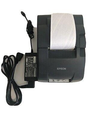 Epson Tm-u220 Receiptkitchen Printer