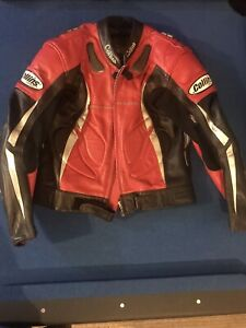 Collins Leather - Racing Gear