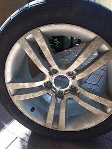 18 inchl holden ve wheel with falken tyre 245/45/18 Annerley Brisbane South West Preview