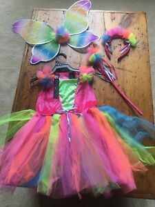 Fairy Costume, size 3-4 brand new with tags