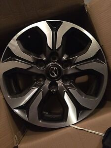 """BT50 Factory GT or XTR 17"""" Alloys Belmont North Lake Macquarie Area Preview"""