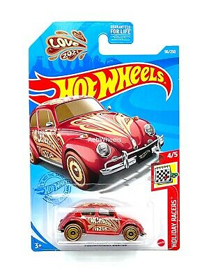 2021 Hot Wheels Volkswagen Beetle Car - Valentine's Day Gift For Him or Her
