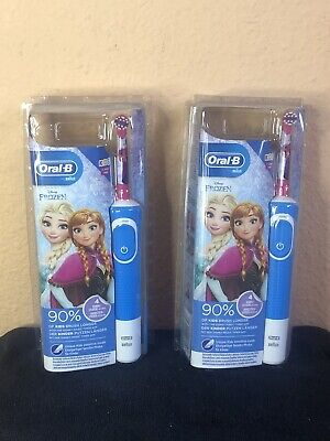 Pack de Cepillos Eléctricos de Oral-b Disney Frozen
