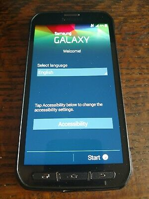 Samsung Galaxy S5 Active As Is Clean IMEI Unlocked for sale  Calgary