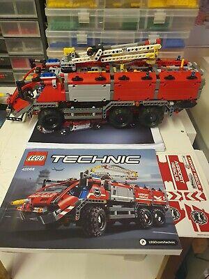 Lego Technic 42068  Airport Rescue Vehicle L@@K