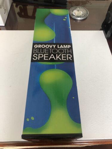 Innovative Technology Groovy Lamp Bluetooth Stereo Speaker,