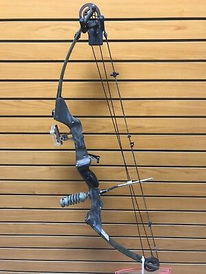 Frankenbow With High Country Limbs RH Compound Bow 50#, 28