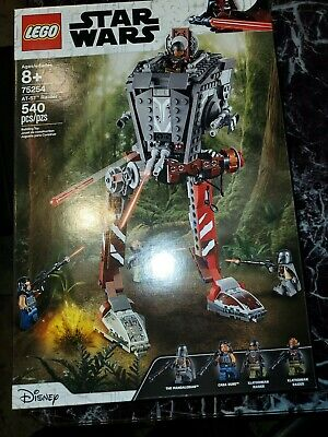 LEGO Star Wars AT-ST Raider 75254 The Mandalorian Collectible (540 Pieces)