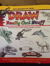 DRAW REALLY COOL STUFF art book Port Kennedy Rockingham Area Preview