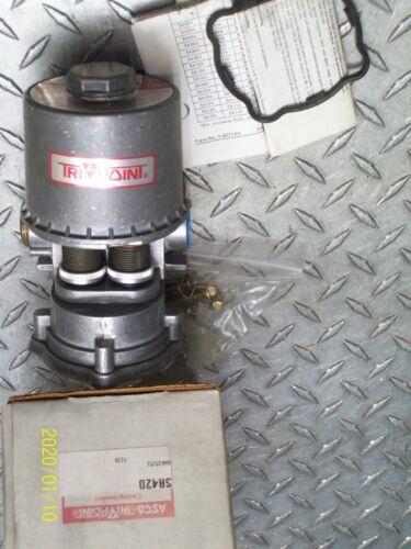 NEW ASCO SA42D TRI-POINT PRESSURE SWITCH