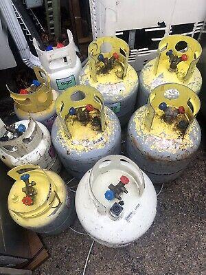 Refrigerant Recovery Reclaim Cylinder Tank - 50lb Pound 400 Psi