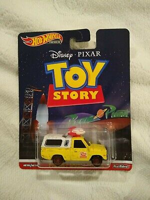HOT WHEELS DISNEY TOY STORY PIZZA PLANET TRUCK