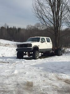 $2000 1992 Ford F-350 7.3 trade for sled , atv