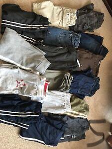 Boys size 5 clothes