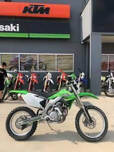 Kawasaki KLX450 Demo Rutherford Maitland Area Preview