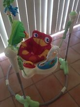 Rainforest jumperoo Highland Park Gold Coast City Preview