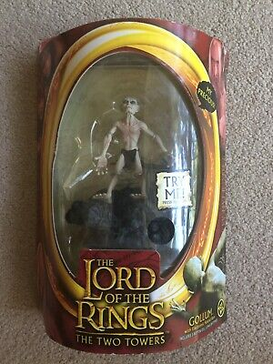 ToyBiz Lord of the Rings Action Figure in original box:Gollum