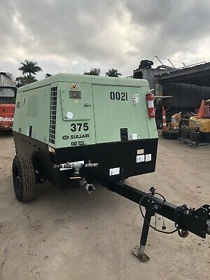 Sullair Air Compressor 375