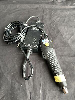 Delta Regis Cesl611-esd Electric Screwdriver Bect620c Power Supply Euc Jd