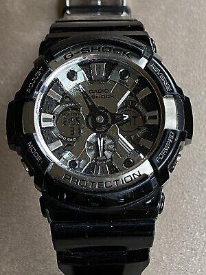 Casio G-Shock 5229 GA-200BW Black & Silver Digital Men's Watch