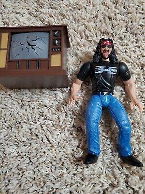 1999 WWF Jakks King of the Ring Break Down X-Pac DX Action Figure WWE . LOOSE