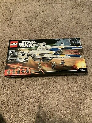 Lego 75155 Star Wars Rebel U-Wing Fighter New In Box