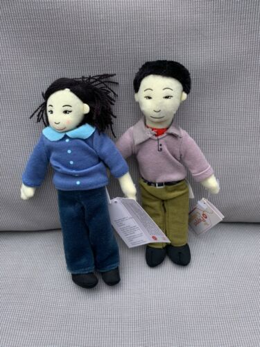 The+Puppet+Company+MUM+AND+DAD++FINGER+Puppet+NEW+uK+SELLER