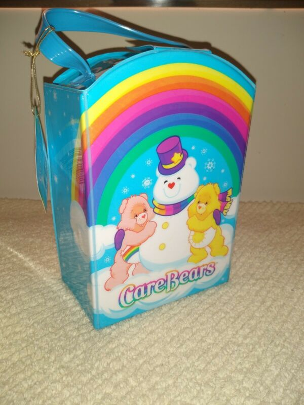 2003 Care Bears Collectable Ornaments Set