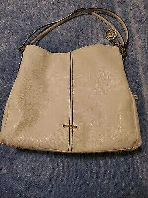 Anne  Klein Tote Large  beige  Shoulder Bag Nice